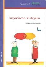 Book Cover: Impariamo a litigare