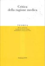 Book Cover: Critica della ragione medica