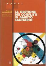 Book Cover: La gestione dei conflitti in ambito sanitario