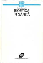Book Cover: Bioetica in sanità