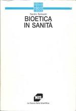Book Cover: Bioetica in sanità