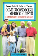 Book Cover: Come riconoscere il medico giusto
