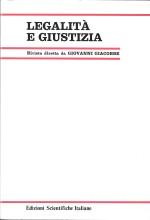 Book Cover: Legge, deontologia ed etica