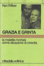 Book Cover: Grazia e grinta