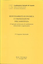 Book Cover: L'umanizzazione del servizio assistenziale
