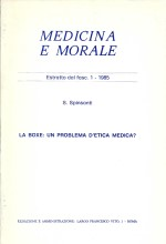 Book Cover: La boxe: un problema di etica medica?