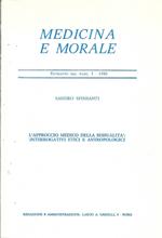 Book Cover: L'approccio medico della sessualità