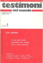 Book Cover: Spiritualità nella malattia