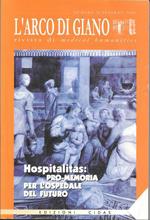 Book Cover: Hospitalitas: pro memoria per l'ospedale del futuro