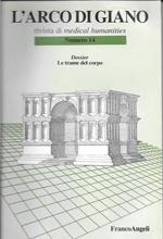 Book Cover: Le trame del corpo