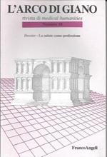Book Cover: La salute come professione