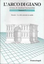 Book Cover: Lo stile azienda in sanità