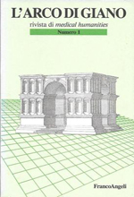 "Book Cover: ""Medical humanities"": da dove, verso dove"