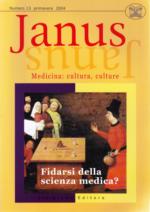 Book Cover: Janus 13 - Fidarsi della scienza medica?