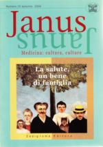 Book Cover: Janus 15 - La salute, un bene di famiglia