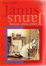 Book Cover: Janus 18 - La malattia che verrà (forse...)