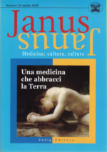 Book Cover: Janus 34 - Una medicina che abbraccia la terra